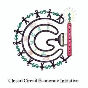 Logo of the Closed Circuit Economic Initiative